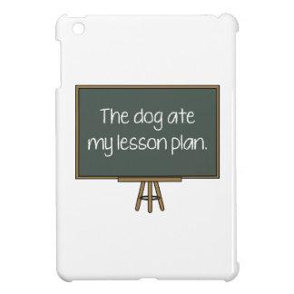 El perro comió mi plan de lección