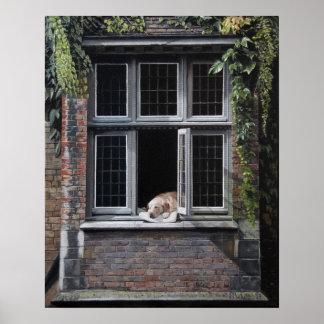 El perro de Brujas Posters