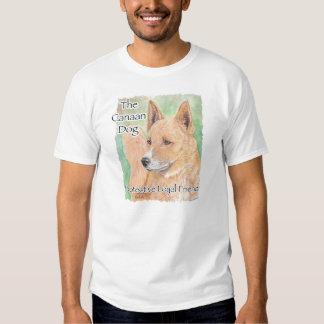 El perro de Canaan Remera
