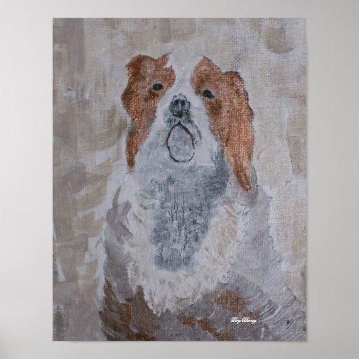 El perro de Chiari Posters