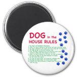 El perro en la casa gobierna - reglas para vivir c iman