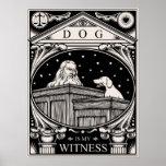 El perro es mi testigo posters