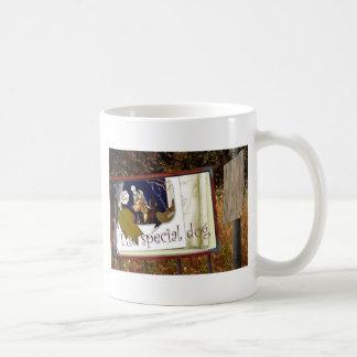 El perro especial taza