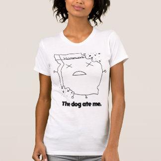 El perro lo comió t shirts