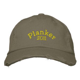 El personalizable bordó el casquillo apenado de gorra de beisbol bordada