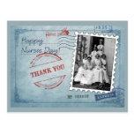 El personalizable cuida las postales del día