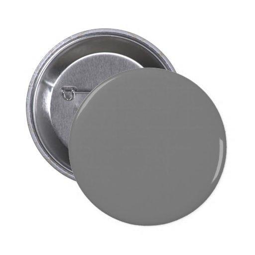 El personalizable de los grises carbones diseña co pin