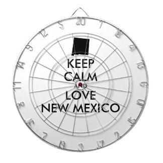 El personalizable GUARDA CALMA y AMA NEW MÉXICO