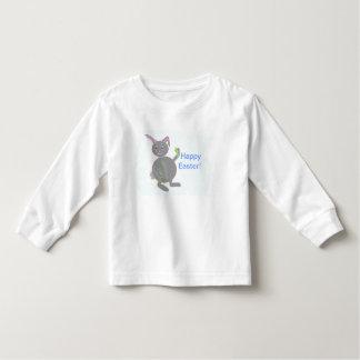 El personalizable Largo-Envolvió la camiseta del