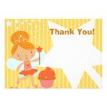 El personalizable le agradece - princesa de hadas  comunicados personalizados