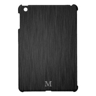 El personalizado cepilló caja de Ipad de la mirada iPad Mini Protectores