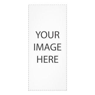 El personalizado crea el regalo de la foto de la diseño de tarjeta publicitaria