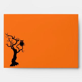 """El personalizado de Halloween envuelve 7 el ¼"""" ¼ Sobre"""