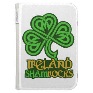 El personalizado de Irlanda enciende la caja