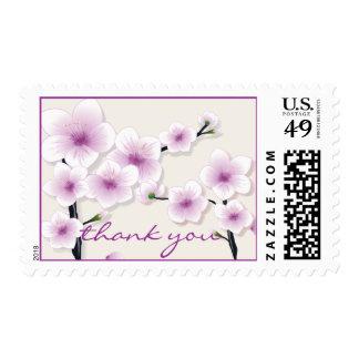El personalizado del flor de la primavera le sellos
