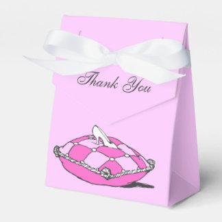 El personalizado le agradece caja del favor del caja para regalos