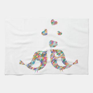 el personalizado personaliza el destino de los toallas de mano