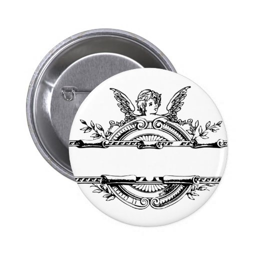 El personalizado personaliza la impresión de cheru pin redondo 5 cm