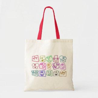 el personalizado personaliza lo hace usted mismo bolsa tela barata
