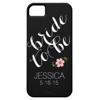 El personalizado personalizó a la novia para ser funda para iPhone 5 barely there