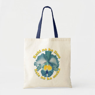 El personalizado tropical para Yamamoto Hula Ohana Bolsa