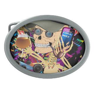 El personalizar del jugador corrige color de fondo hebillas cinturon ovales