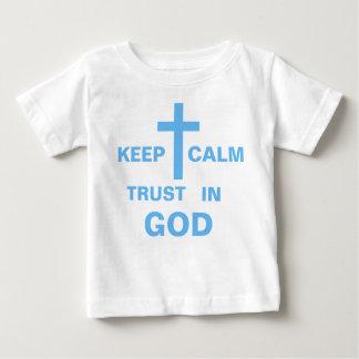 El personalizar guarda el camisetas cristiano