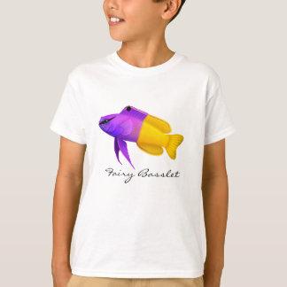 El pescado de hadas del filón de Basslet embroma Playera