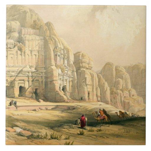 El Petra, el 8 de marzo de 1839, platea 96 del vol Teja Cerámica