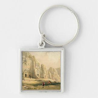 El Petra, el 8 de marzo de 1839, platea 96 del vol Llavero Cuadrado Plateado