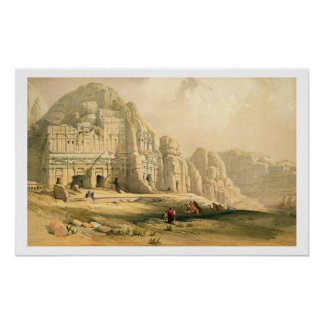 El Petra, el 8 de marzo de 1839, platea 96 del vol Póster