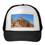 El Petra Jordania del monasterio Gorros Bordados