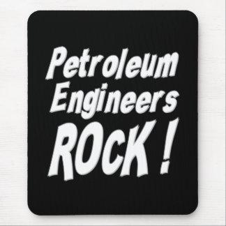 ¡El petróleo dirige la roca Mousepad Alfombrillas De Raton