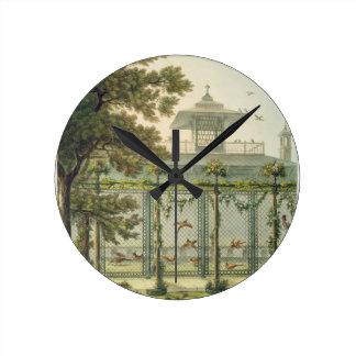 El Pheasantry grabado por José Constantina Sta Reloj