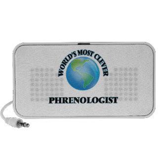 El Phrenologist más listo del mundo Portátil Altavoces