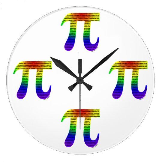 El pi #2 de Evan Reloj Redondo Grande