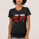 el pi sea racional camiseta