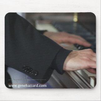 El pianista - cojín de ratón alfombrillas de ratón