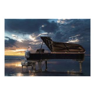 El pianista fotografías