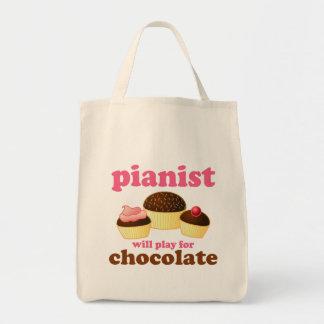 El pianista jugará para el chocolate