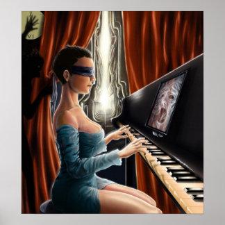 El pianista póster