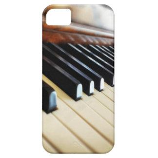 El piano cierra el caso del iPhone 5 de la música iPhone 5 Funda