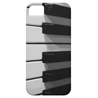 El piano cierra el caso del iPhone iPhone 5 Case-Mate Carcasas