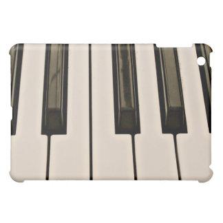 el piano cierra el teclado eléctrico de la aparien