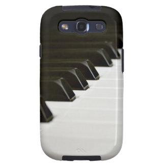 El piano cierra la caja de la galaxia S3 de Samsun Samsung Galaxy S3 Cárcasa