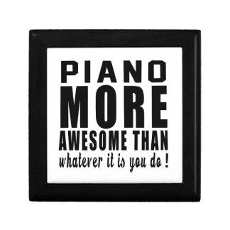 ¡El piano más impresionante que lo que es usted Caja De Regalo