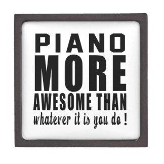 ¡El piano más impresionante que lo que es usted Caja De Regalo De Calidad