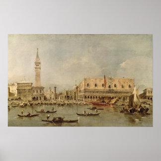 El Piazzetta y el Palazzo Ducale Impresiones