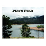 El pico de Pike Postales