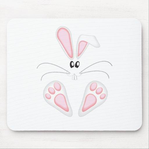 El pie de conejo tapetes de raton